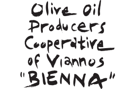 Olive oil producers cooperative of Viannos Bienna