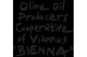 Cooperative Assosiation oil production Viannos Crete BIENNA